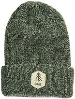 Coal Men's The Scout Classic Rib Knit Cuffed Beanie Hat