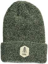 Coal Men's The Scout Classic Rib Knit Cuffed Beanie Hat