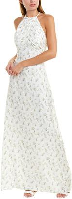 Rachel Zoe Olivia Silk-Blend Gown