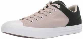 Converse Men's Unisex Chuck Taylor All Star Street Low Top Sneaker Mason/White Black 3 M US