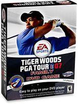 Tiger Woods PGA Tour DVD Game