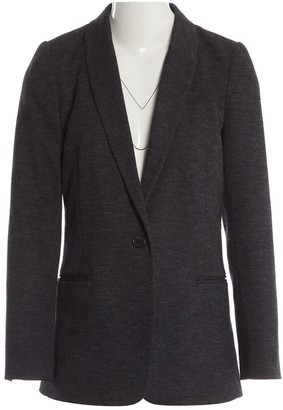 By Malene Birger Anthracite Wool Jackets