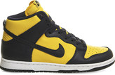 Nike Dunk retro QS leather hight-top trainers
