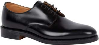 Sandro Leather Derby Shoes