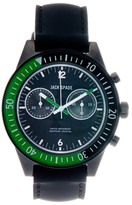 Jack Spade Wilkins 2-Eye Chronograph Watch, 38mm