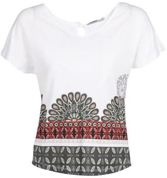 Desigual UMA women's T shirt in White
