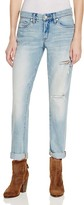 Blank NYC BLANKNYC Distressed Boyfriend Skinny Jeans in Secret Box