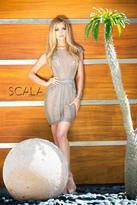 Scala 48618 Dress In Lead