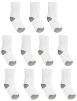 Circo Boys' Casual Socks 11pk White