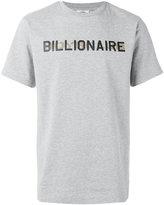 Billionaire Boys Club stencil logo T-shirt - men - Cotton - S