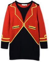 Stella McCartney red ringmaster knit dress