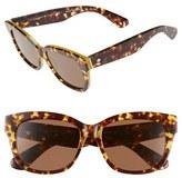 Kate Spade 'lorelle' 53mm Cat Eye Sunglasses