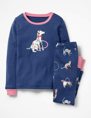 Boden Cosy Long Johns Pajamas
