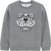 Kenzo Sequined tiger sweatshirt