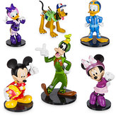 Disney Mickey and the Roadster Racers Figure Play Set