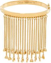 Chloé multi-strand chain cuff