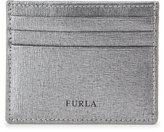 Furla Metallic Classic Credit Card Case