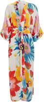 Carolina K. Lexi Gardenia Silk Kimono