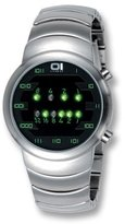 01 The One 01 TheOne Unisex SM102G2 Samui Moon Binary Fashion Watch