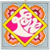 Olympia Le-Tan Love Square Clutch