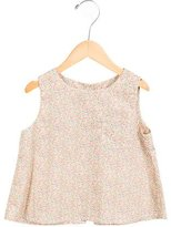 Caramel Baby & Child Girls' Sleeveless Floral Print Top