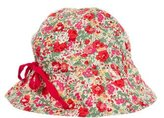 Bonpoint Girls' Floral Print Hat