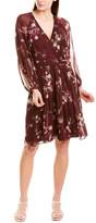 Joie Korel Silk A-Line Dress