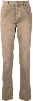 Ksubi Straight Leg Jeans