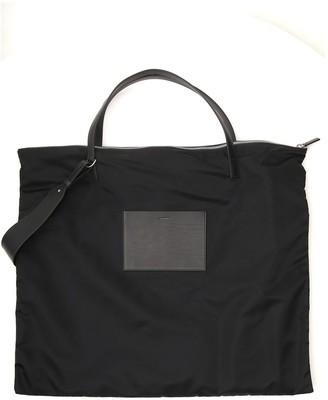 Jil Sander Logo Patch Tote Bag