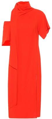 Monse Open-back dress
