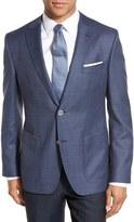 BOSS Men's 'Janson' Trim Fit Wool Blazer