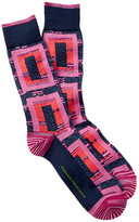 Robert Graham Saidia Socks