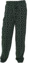 Club Room Bicycle Print Pajama Pant Black