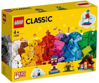 Lego Classic Bricks and Houses Set
