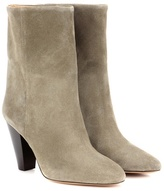 Etoile Isabel Marant Darilay suede ankle boots