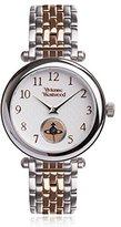 Vivienne Westwood Women's VV051SLTT Primrose Two-Tone Stainless Steel Watch