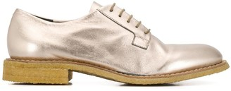 Del Carlo Lace-Up Brogue Shoes