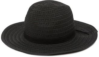 Melrose and Market Stripe Weave Sun Hat