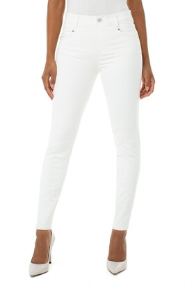 Liverpool Gia Glider Skinny Pull-On Jeans