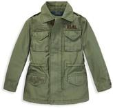 Ralph Lauren Little Girl's & Girl's Military Jacket