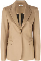 P.A.R.O.S.H. one button blazer