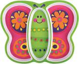 Stephen Joseph Butterfly Divided Melamine Tray
