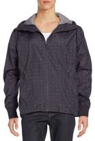 Bench Crank Hooded Jacket