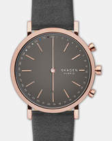 Skagen Hybrid Smartwatch Hald Connected Grey