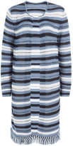 Lucien Pellat-Finet Striped Knit Cardigan