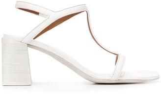 Marsèll T-bar strappy sandals