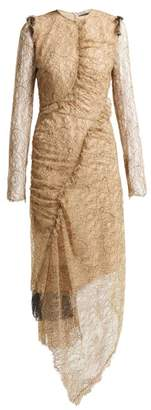 Preen by Thornton Bregazzi Mazine Lace Dress - Womens - Beige Multi