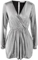 Oh My Love **Wrap Playsuit
