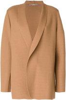 Stella McCartney open collar coat