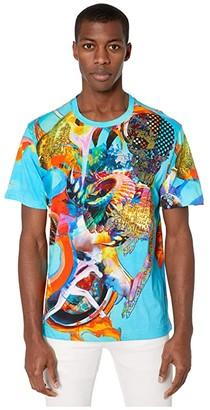 Robert Graham Limited Edition - Downshift T-Shirt (Multi) Men's Clothing